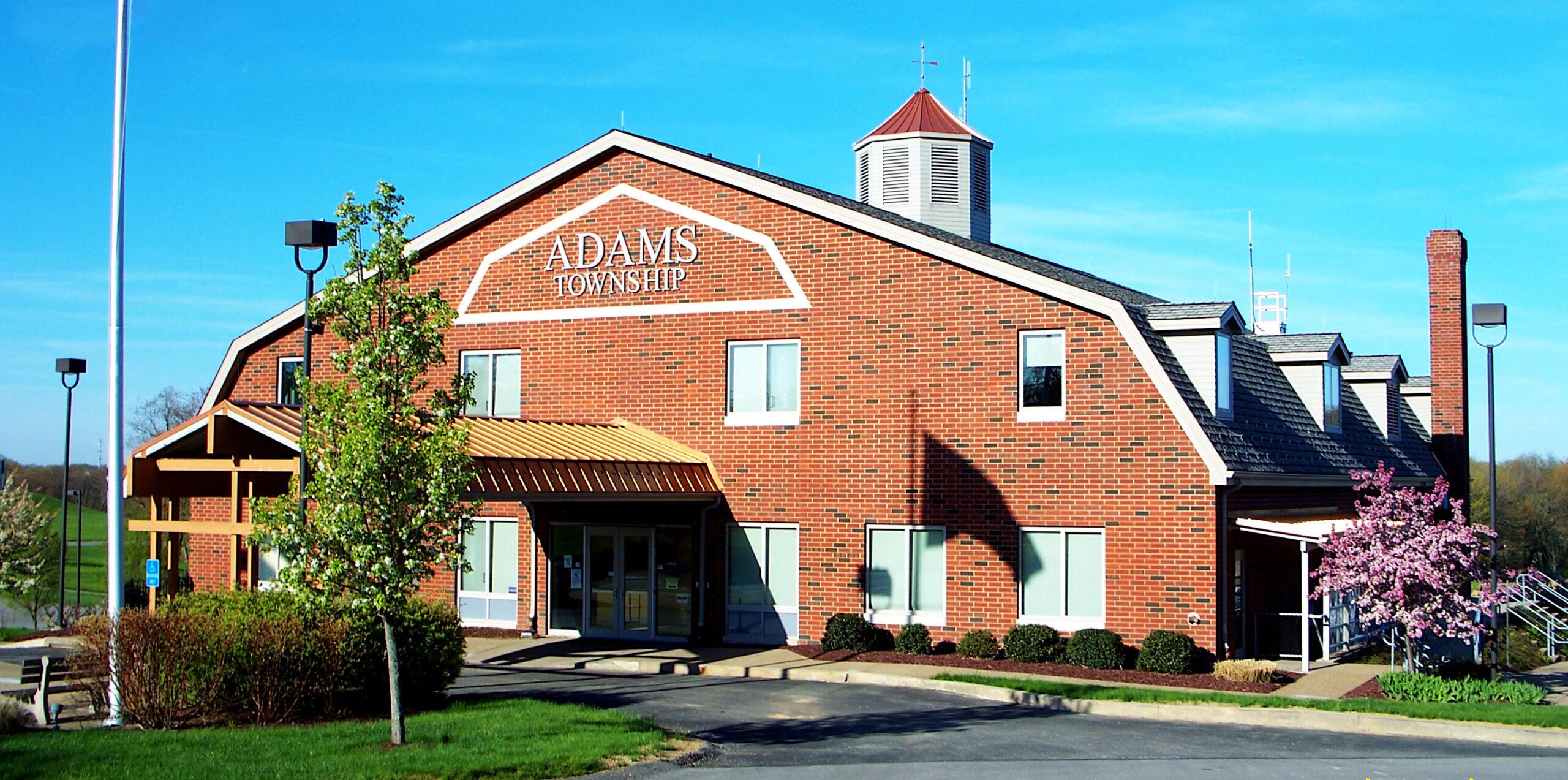 Adams Township Building